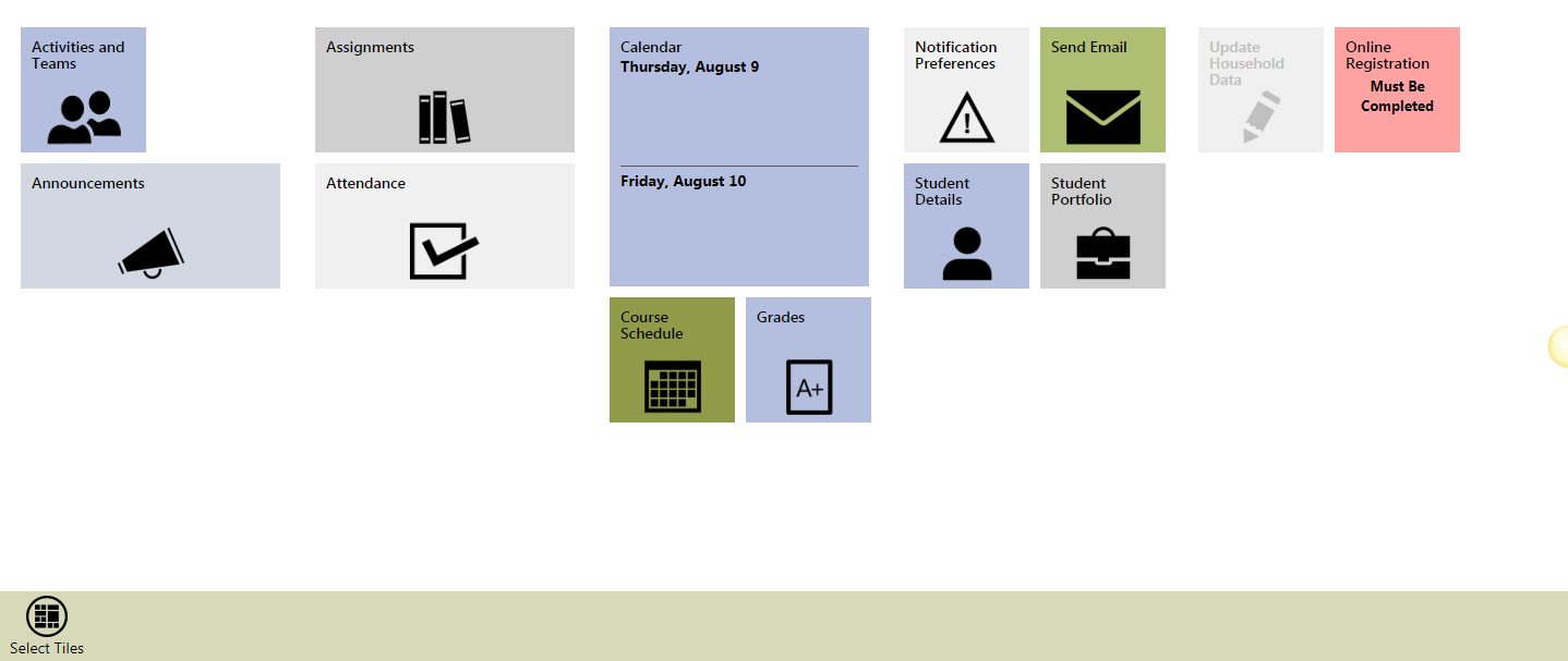 Updating Student Information in Parent Portal